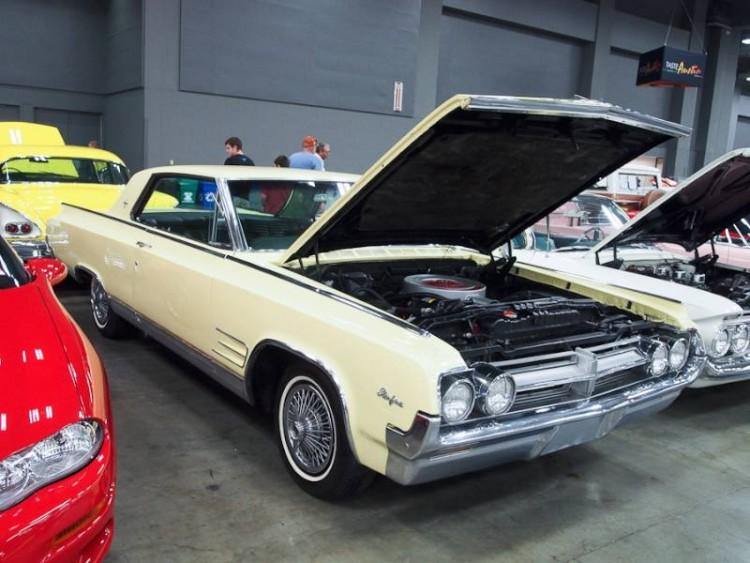 1964 Oldsmobile Starfire 2-Dr. Hardtop
