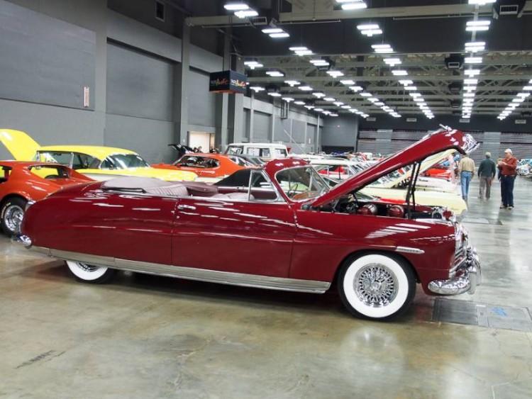 1949 Hudson Hornet Convertible