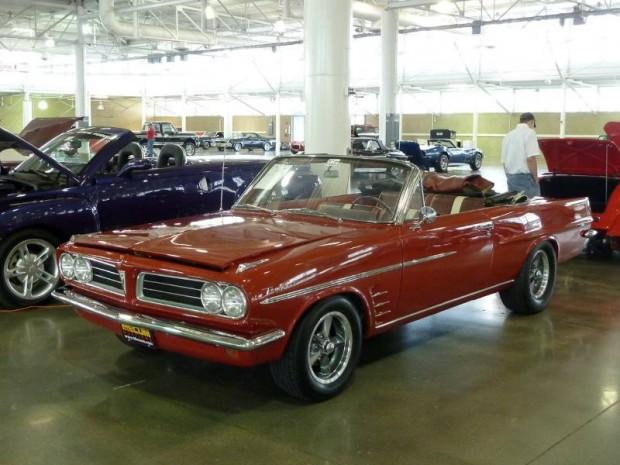 1963 Pontiac Tempest Convertible