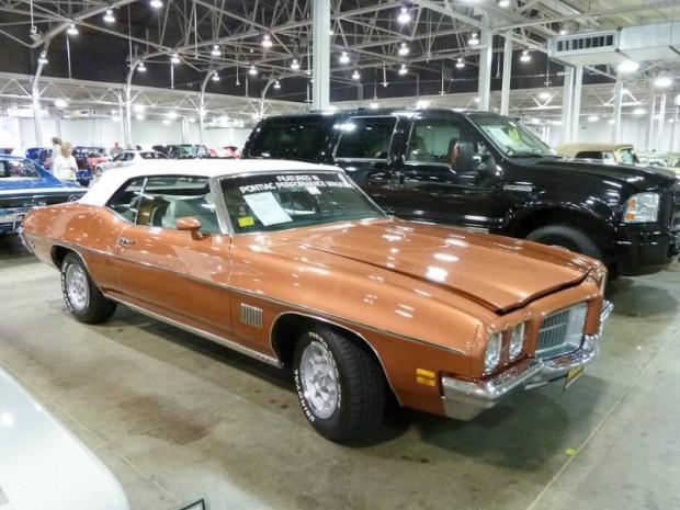 1971 Pontiac LeMans Sport Convertible