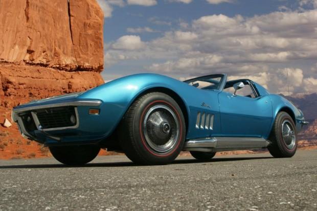 1969 Chevrolet Corvette 427/435 Coupe