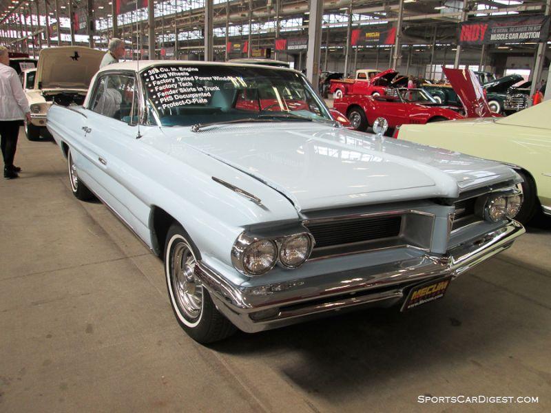 1962 Pontiac Grand Prix 2-Dr. Hardtop