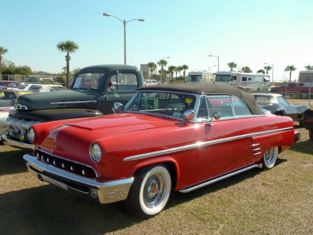 1953 Mercury Monterey Convertible Custom