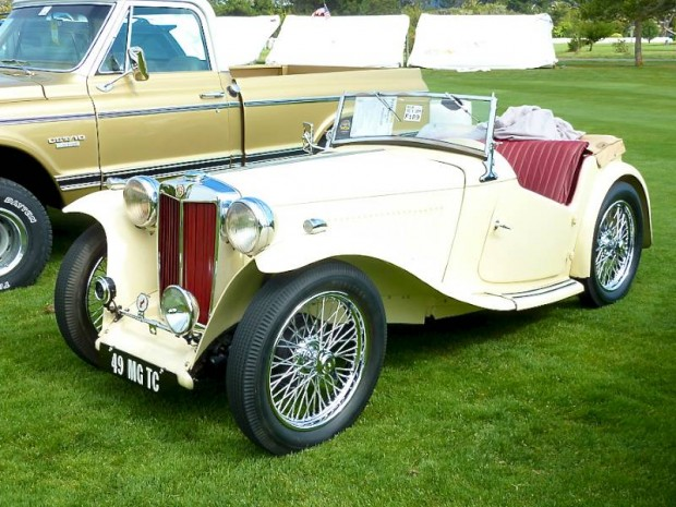1949 MG TC Roadster