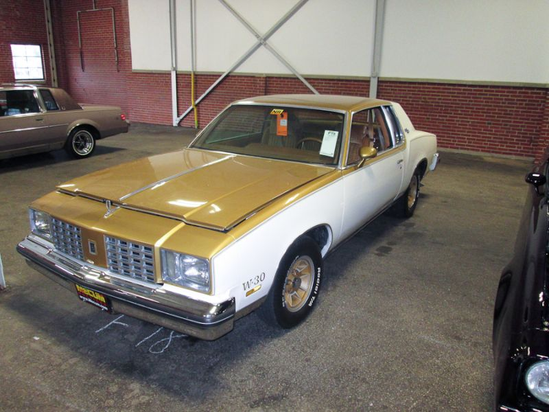 Mecum original spring classic indianapolis 2014 auction for 1979 olds cutlass salon