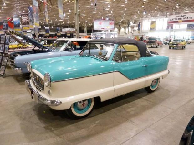 1961 Nash Metropolitan Convertible