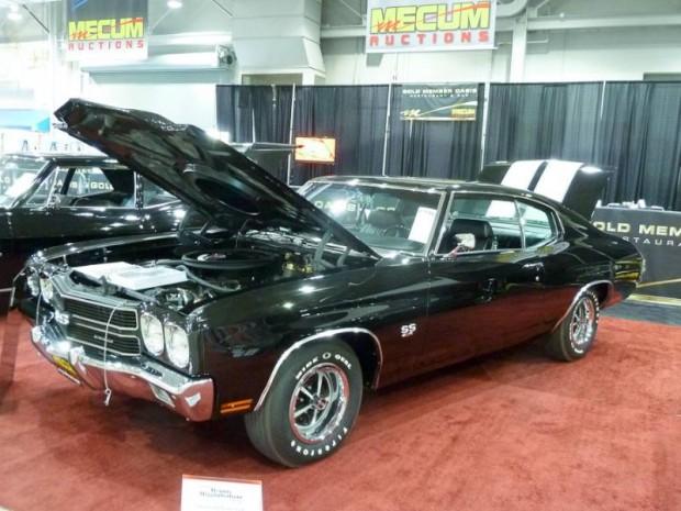 1970 Chevrolet Chevelle SS 454 LS6 2-Dr. Hardtop