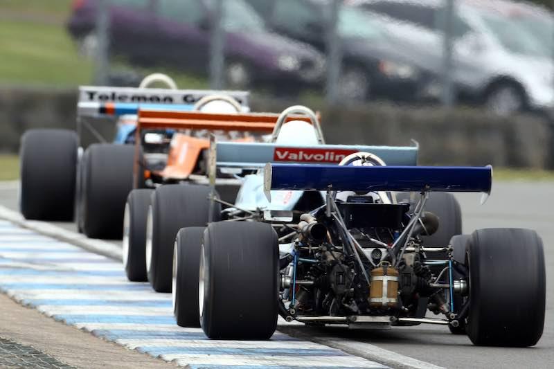 Historic Formula 2. Image: Matt Sayle.