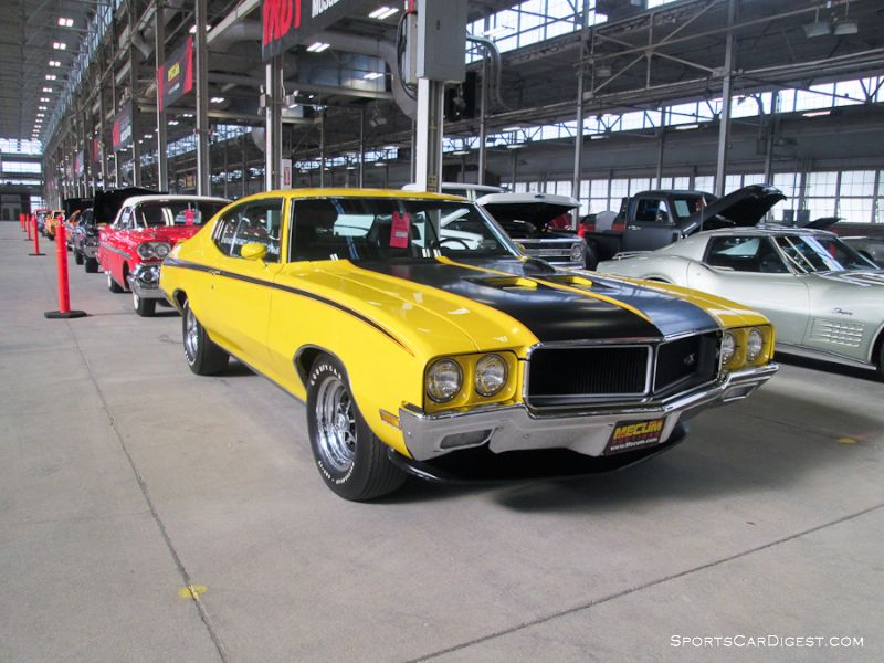 1970 Buick GSX 2-Dr. Hardtop