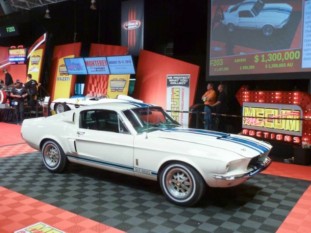 1967 Shelby Mustang GT500 Super Snake Fastback