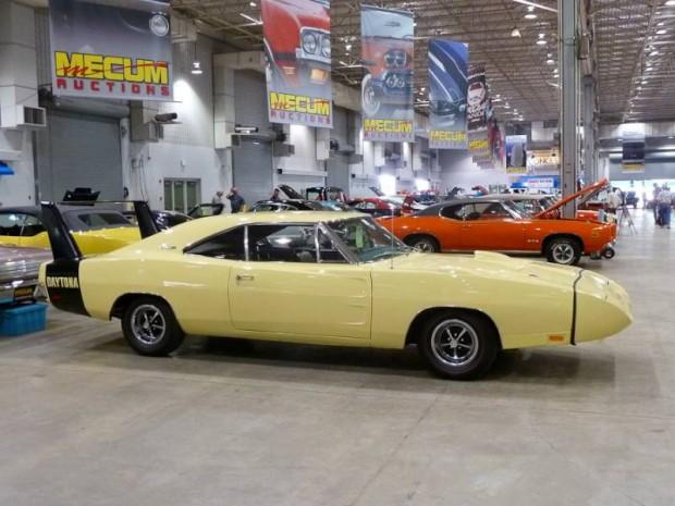 1969 Dodge Charger Daytona 2-Dr. Hardtop