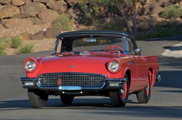 1957 Ford Thunderbird DF Phase 1