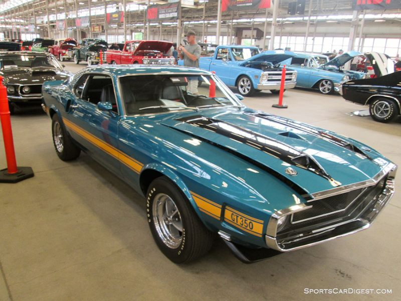 1970 Shelby Mustang GT350 2-Dr. Hardtop