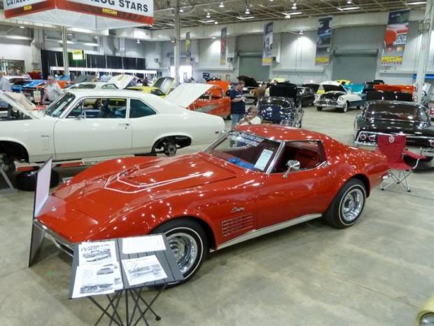 1972 Chevrolet Corvette ZR-1 Coupe