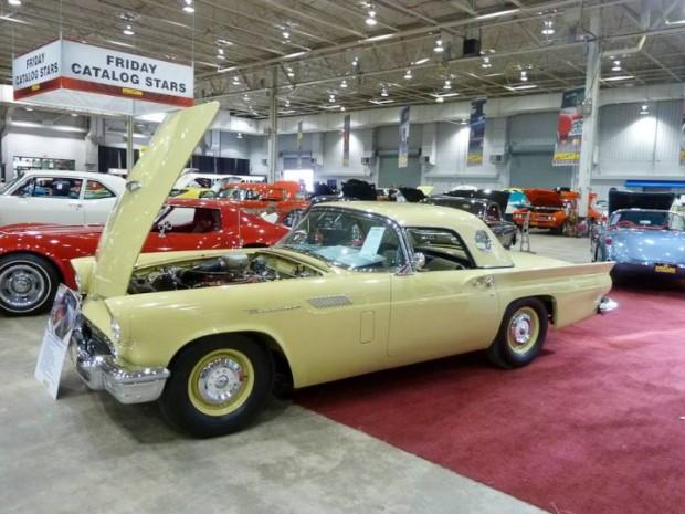 1957 Ford Thunderbird Phase I D/F Convertible
