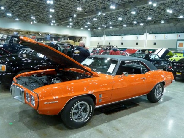 1969 Pontiac Firebird 2-Dr. Hardtop
