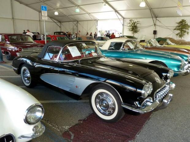 1960 Chevrolet Corvette FI Convertible