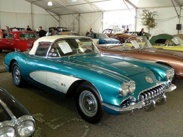 1958 Chevrolet Corvette FI Convertible
