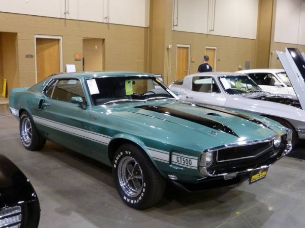 1970 Shelby Mustang GT500 Fastback