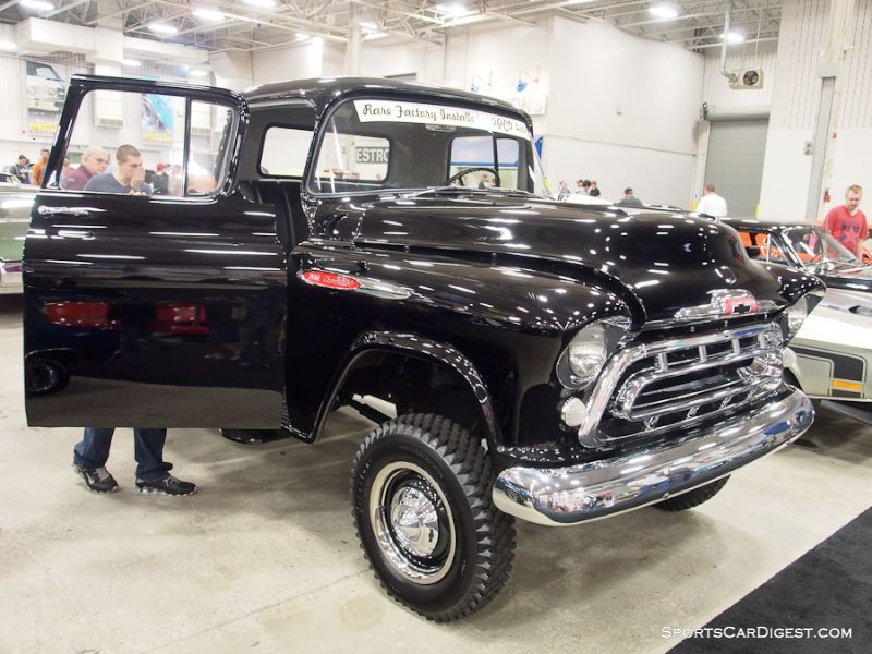 1957 Chevrolet 3100 NAPCO Pickup