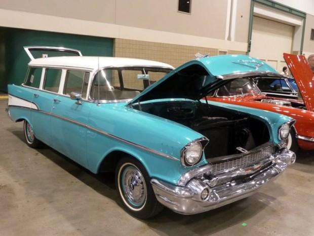 1957 Chevrolet 210 Station Wagon