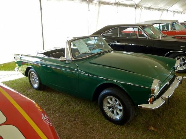 1965 Sunbeam Tiger Convertible