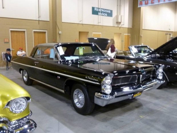 1963 Pontiac Catalina Super Duty 2-Dr. Hardtop