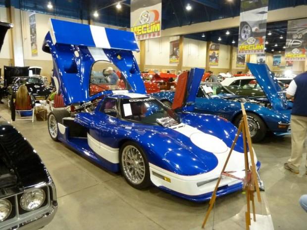 1985 Chevrolet Corvette GTP Replica Coupe