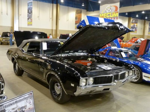 1969 Oldsmobile 4-4-2 Convertible