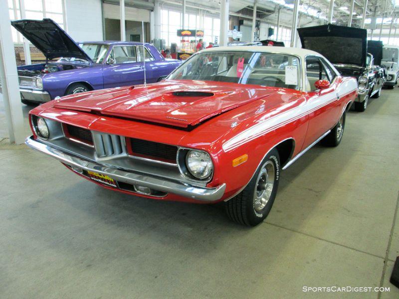 1974 Plymouth Barracuda 2-Dr. Hardtop