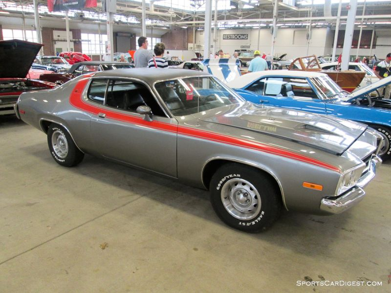 1974 Plymouth Road Runner 2-Dr. Hardtop