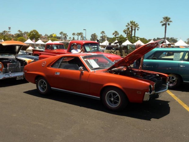 1968 American Motors AMX Coupe