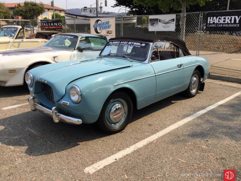 1956 Volvo P1900 Roadster