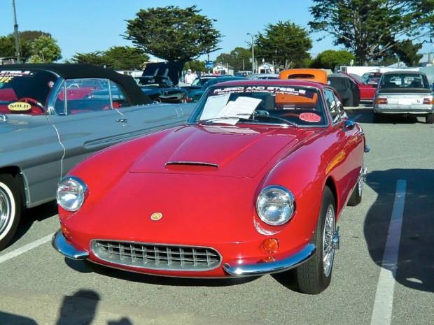 1964 Apollo GT 5000 Coupe