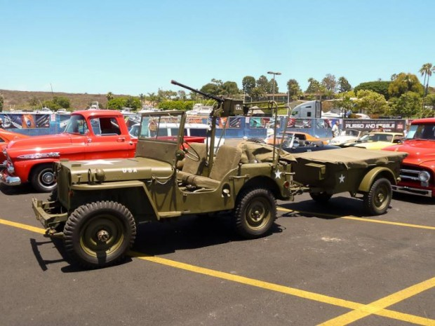 1947 Willys Jeep Utility