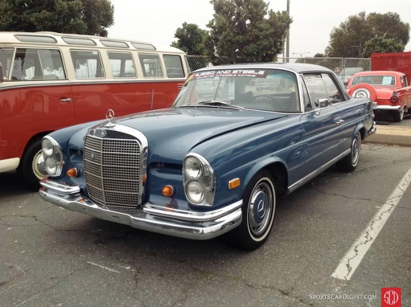 1969 Mercedes-Benz 280SE 2-Dr. Hardtop