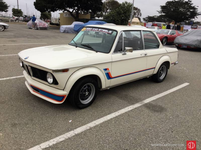 1974 BMW 2002 Turbo 2-Dr. Sedan