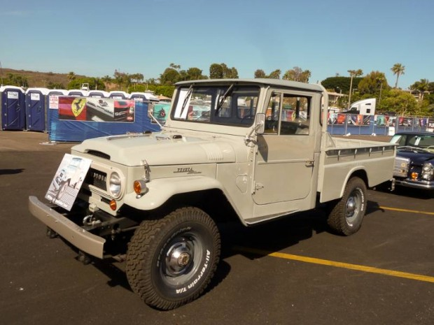 1966 Toyota FJ45 Land Cruiser Pickup