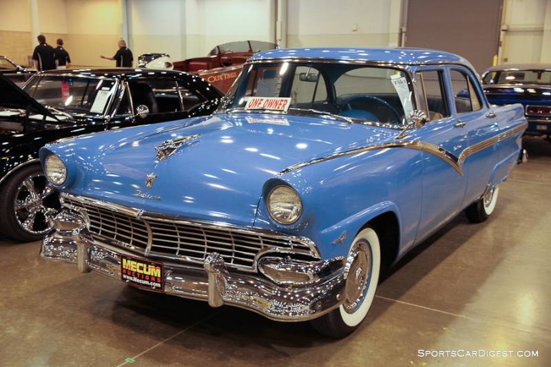 1956 Ford Fairlane Town Sedan 4-Dr. Sedan