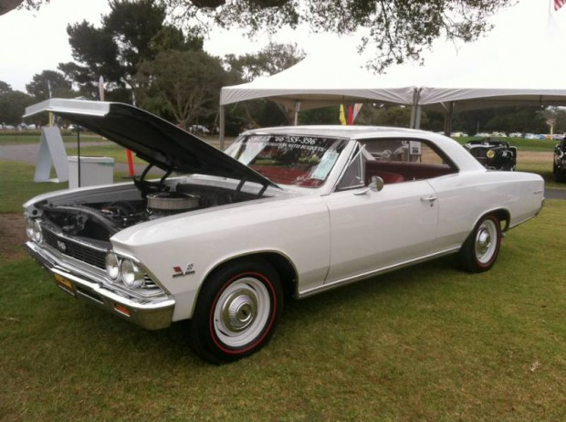 1966 Chevrolet Chevelle SS 2-Dr. Hardtop