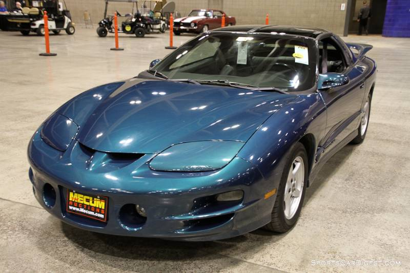 2000 Pontiac Trans Am Coupe