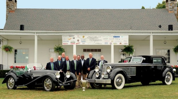 Best of Show winners - Fairfield County Concours d'Elegance 2010
