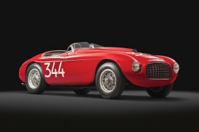 Ferrari 166 MM Barchetta by Touring