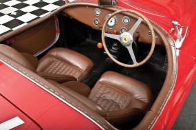 Ferrari 166 MM Barchetta Interior