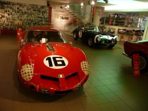 Ferrari 250 GT Breadvan and 250 GT SWB Comp