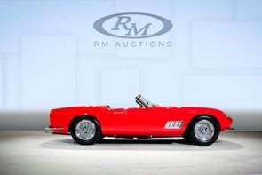 1958 Ferrari 250 GT SWB California Spider