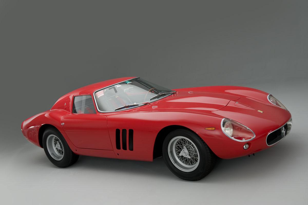 Ferrari 250 Gto 4675 Gt Sold Rm Auctions