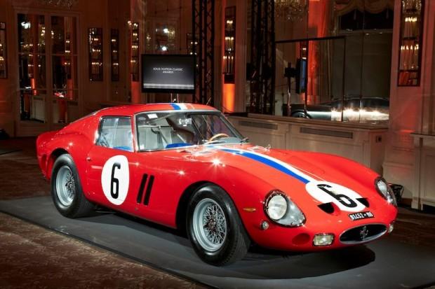 1962 Ferrari 250 GTO, s/n 3943 GT