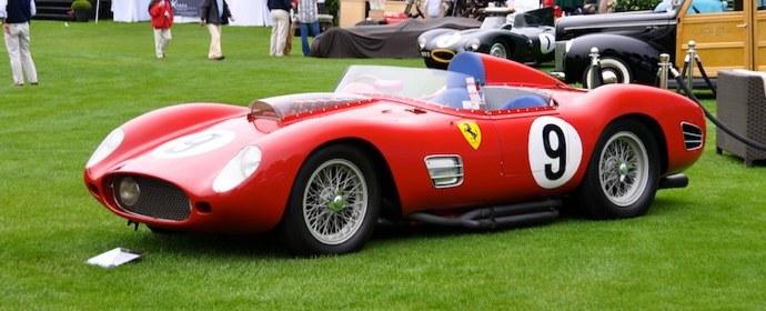 Ferrari 250 TR59 at Quail Motorsports Gathering 2011