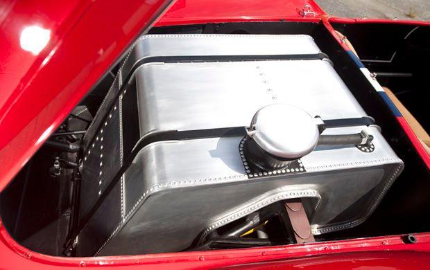 Ferrari 250 Testa Rossa Fuel Tank